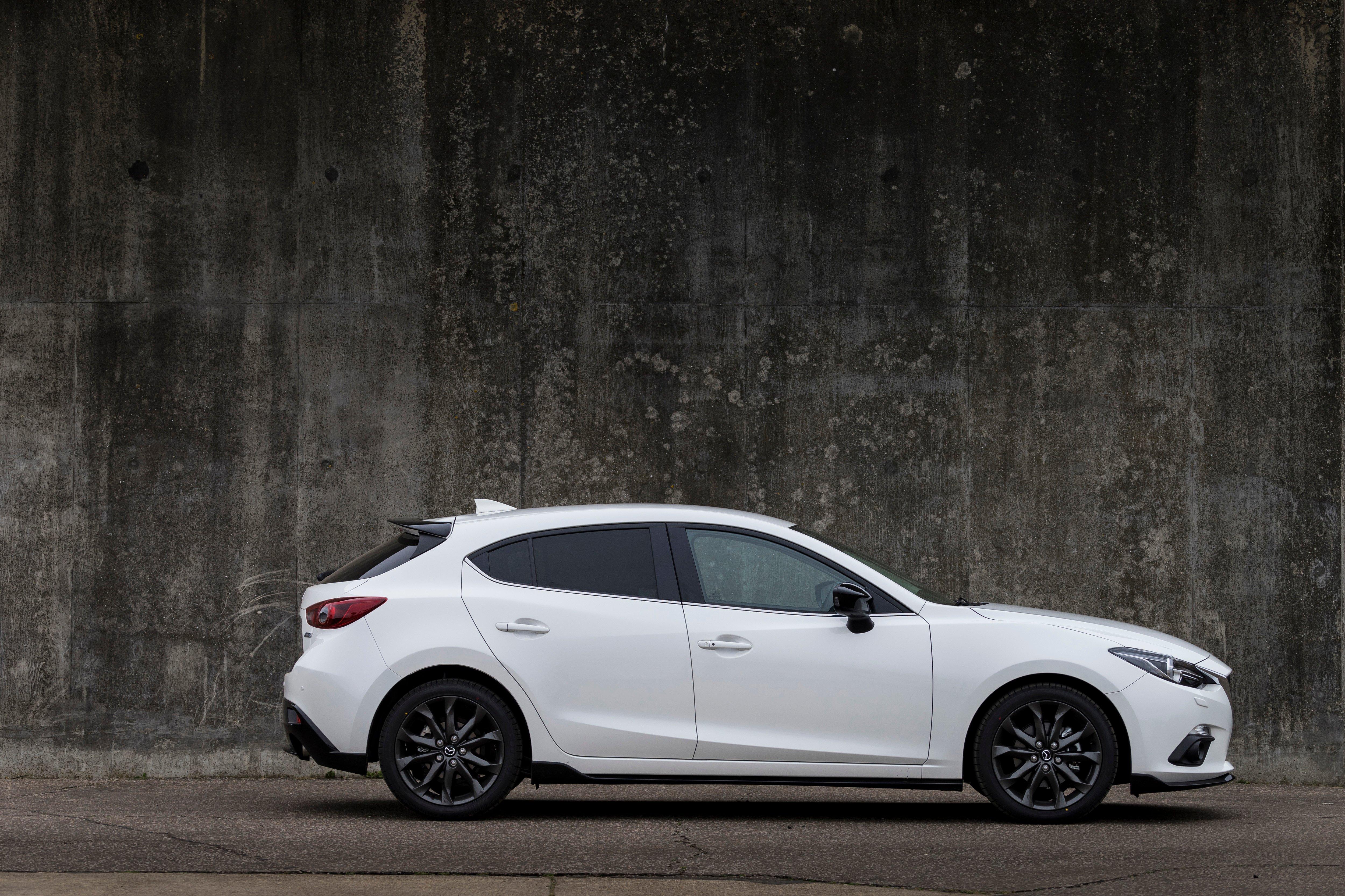 Mazda Sport 3 >> Mazda 3 Sport Black edition for the UK – 800 examples Paul Tan - Image 469100