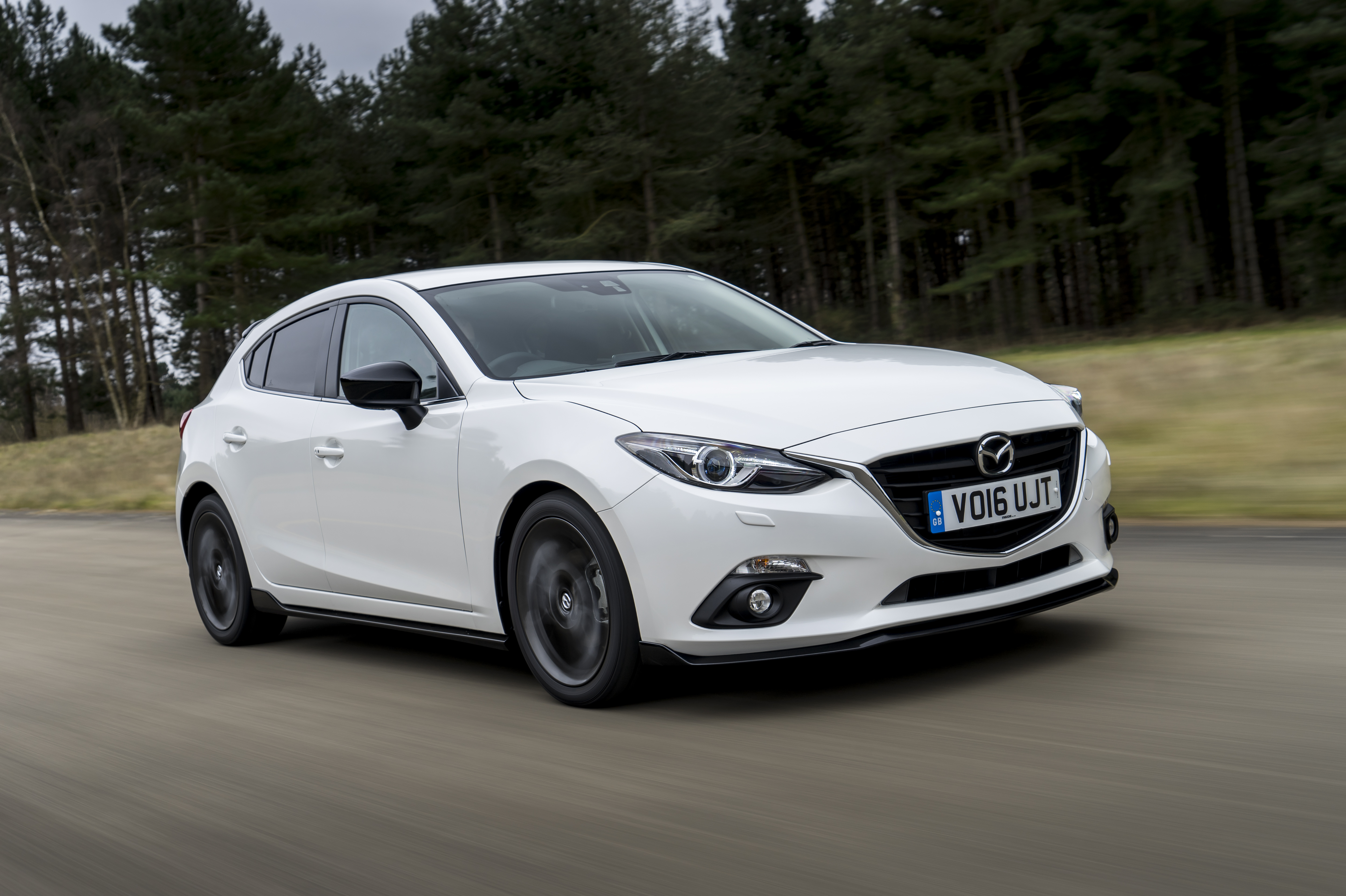 Mazda 3 Sport Black edition for the UK – 800 examples ...