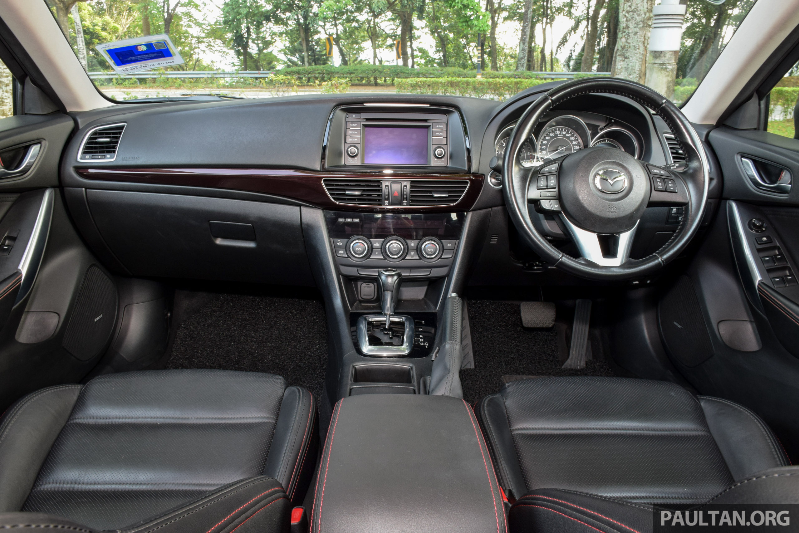 Driven Mazda 6 2 2l Skyactiv D What To Expect From The