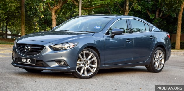 DRIVEN: Mazda 6 2 2L SkyActiv-D - what to expect from the