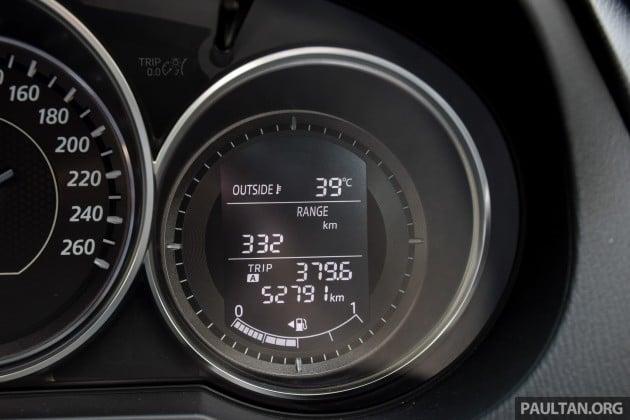 Mazda 6 SkyActiv-D 2.2 review 35