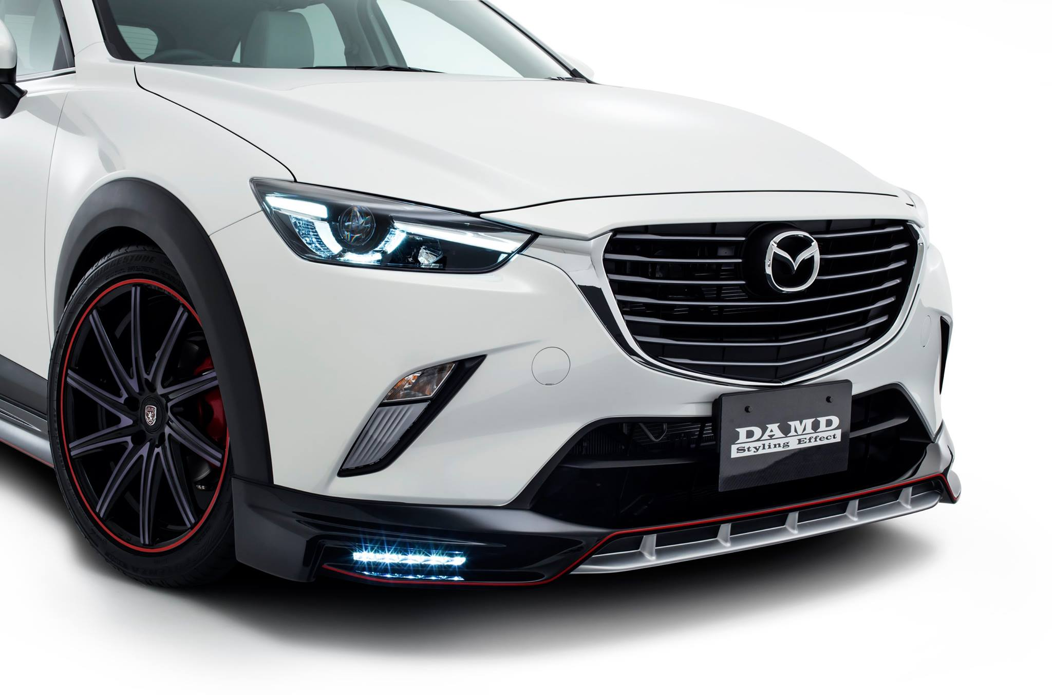 Mazda 3 Japan >> Mazda 2 and CX-3 fitted with DAMD body kits in Japan Paul Tan - Image 468244