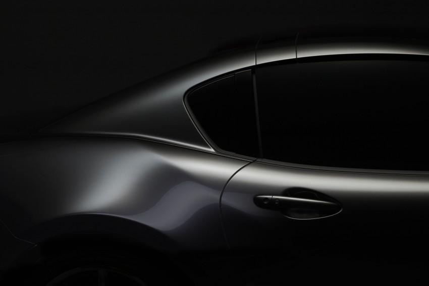 Mazda MX-5 RF revealed for NY – targa-roof fastback Image #464807