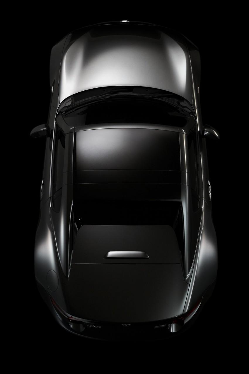 Mazda MX-5 RF revealed for NY – targa-roof fastback Image #464809