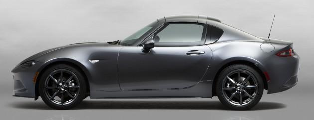 Mazda MX-5 RF 8