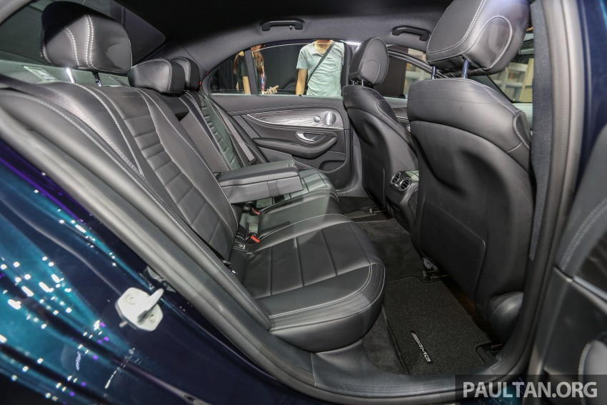 W213 Mercedes E-Class makes ASEAN debut at BKK show – E220d Exclusive, AMG Dynamic for Thailand Image #464559