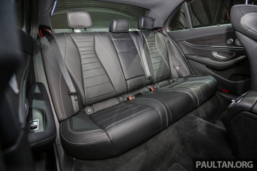 W213 Mercedes E-Class makes ASEAN debut at BKK show – E220d Exclusive, AMG Dynamic for Thailand Image #464563