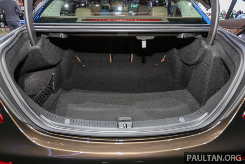 W213 Mercedes E-Class makes ASEAN debut at BKK show – E220d Exclusive, AMG Dynamic for Thailand Image #464614
