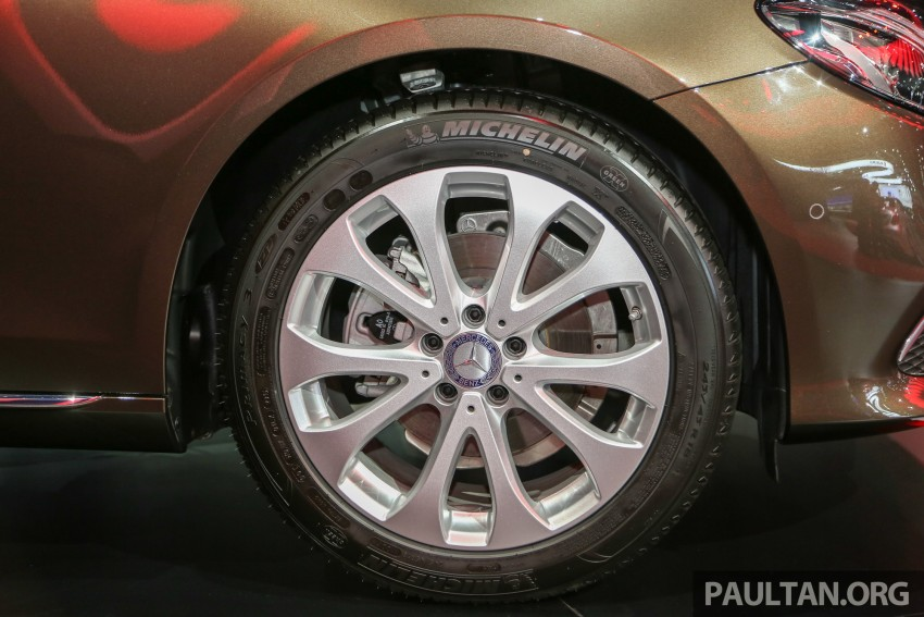 W213 Mercedes E-Class makes ASEAN debut at BKK show – E220d Exclusive, AMG Dynamic for Thailand Image #464591
