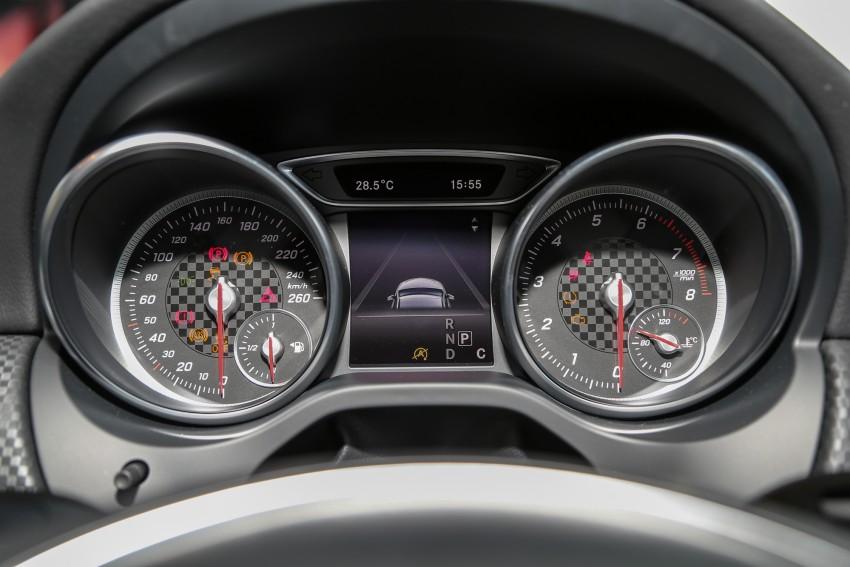 Mercedes-Benz A-Class facelift debuts: A180 Urban Line, A200 AMG Line, A250 Sport; RM196k to RM239k Image #453839
