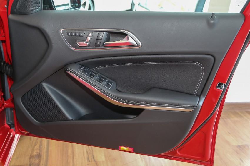 Mercedes-Benz A-Class facelift debuts: A180 Urban Line, A200 AMG Line, A250 Sport; RM196k to RM239k Image #453845