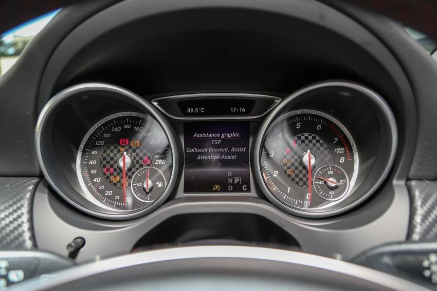Mercedes-Benz A-Class facelift debuts: A180 Urban Line, A200 AMG Line, A250 Sport; RM196k to RM239k Image #453873