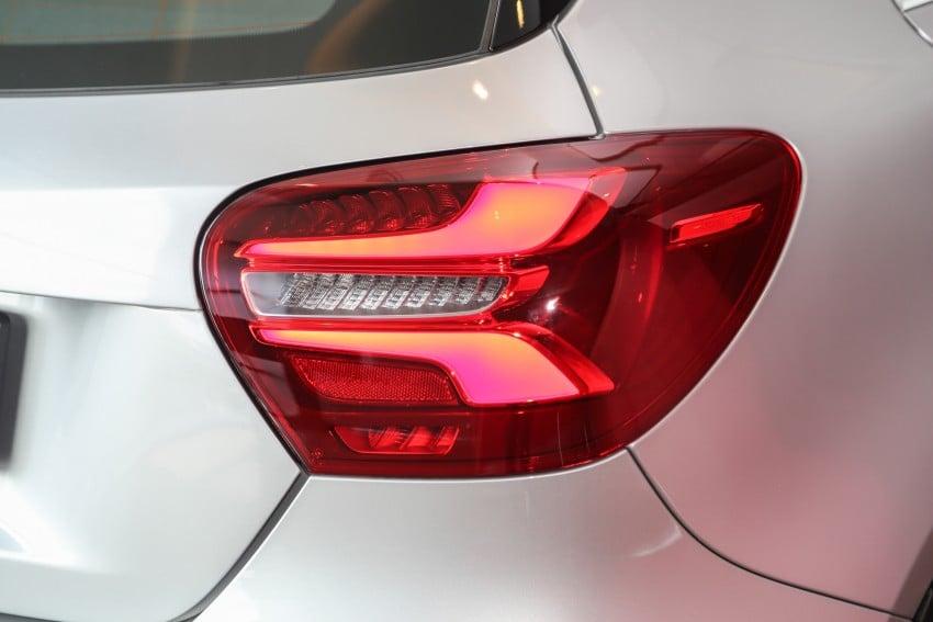 Mercedes-Benz A-Class facelift debuts: A180 Urban Line, A200 AMG Line, A250 Sport; RM196k to RM239k Image #453908