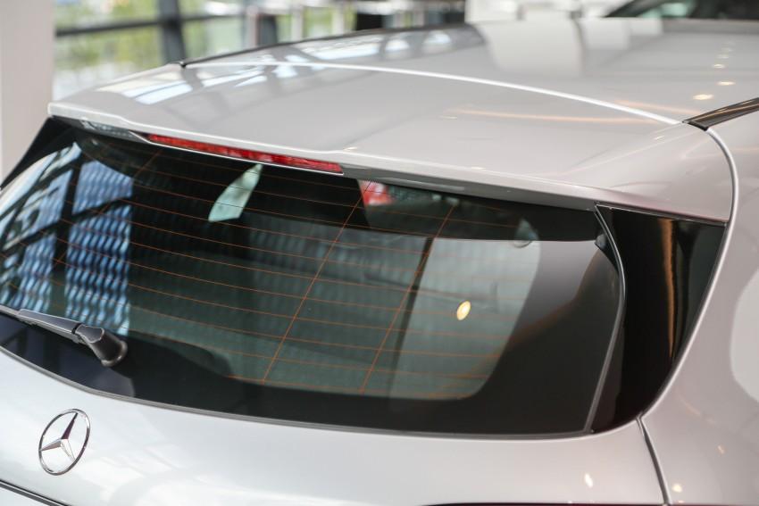 Mercedes-Benz A-Class facelift debuts: A180 Urban Line, A200 AMG Line, A250 Sport; RM196k to RM239k Image #453911