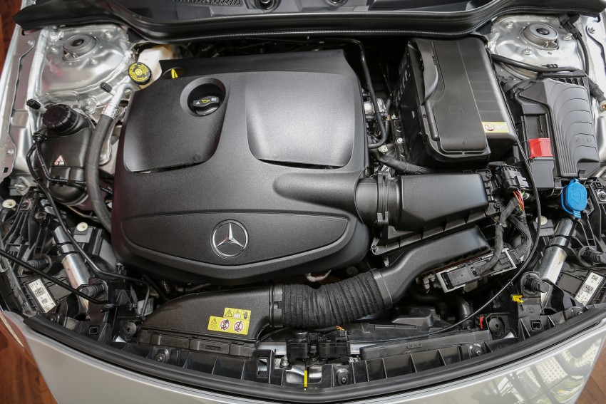 Mercedes-Benz A-Class facelift debuts: A180 Urban Line, A200 AMG Line, A250 Sport; RM196k to RM239k Image #453912