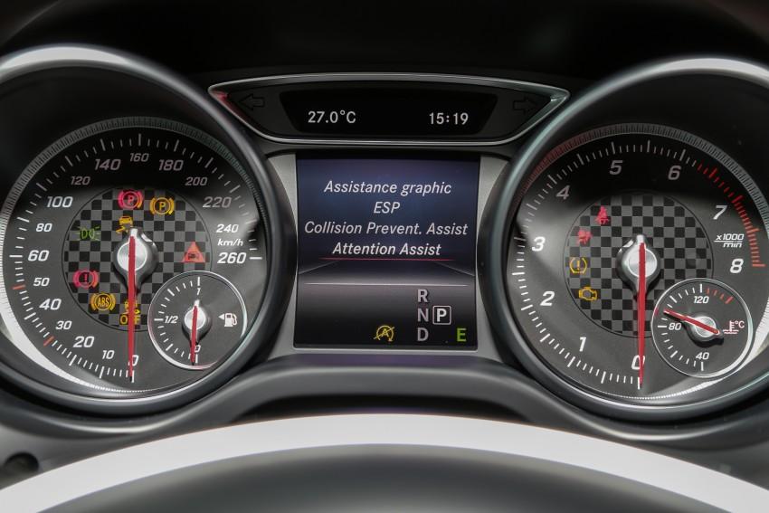 Mercedes-Benz A-Class facelift debuts: A180 Urban Line, A200 AMG Line, A250 Sport; RM196k to RM239k Image #453918