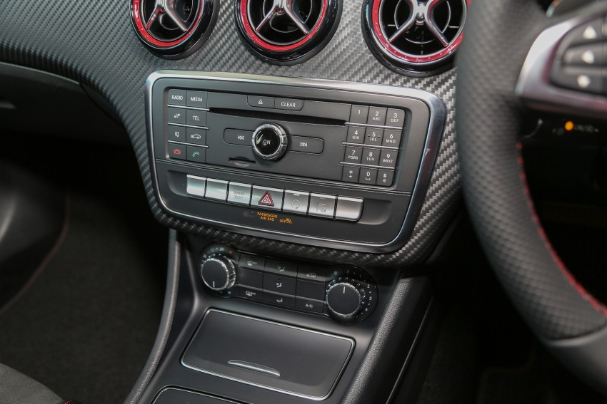 Mercedes-Benz A-Class facelift debuts: A180 Urban Line, A200 AMG Line, A250 Sport; RM196k to RM239k Image #453919