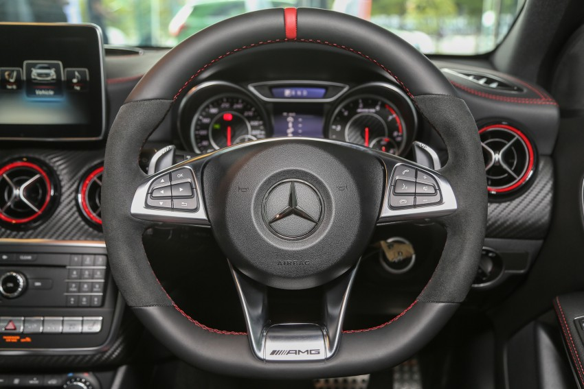 Mercedes-AMG A45 facelift in M'sia – 381 hp, RM349k Image #453999