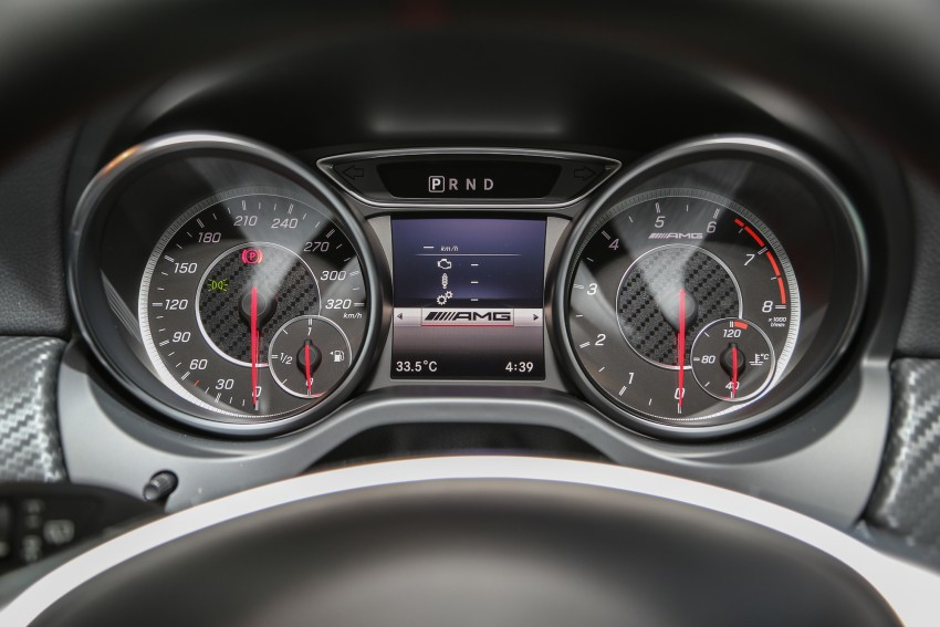 Mercedes-AMG A45 facelift in M'sia – 381 hp, RM349k Image #454000