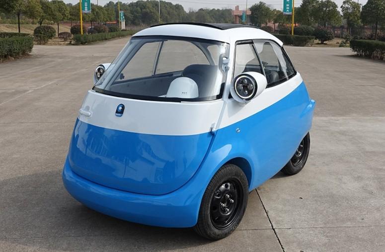 Microlino – modernised all-electric Isetta micro-car Paul ...