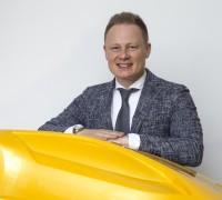 Mitja Borkert Lamborghini