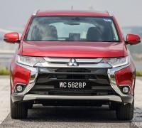Mitsubishi Outlander Review 1