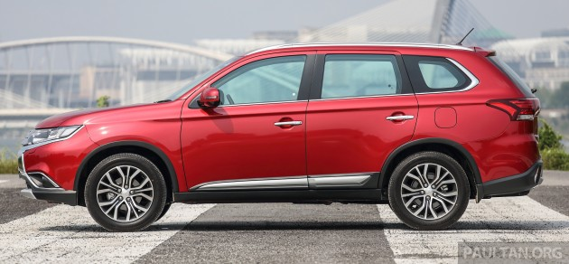 Mitsubishi Outlander Review 57
