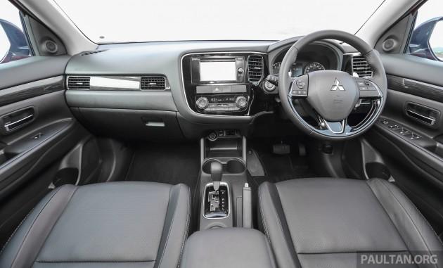 Mitsubishi Outlander Review 62