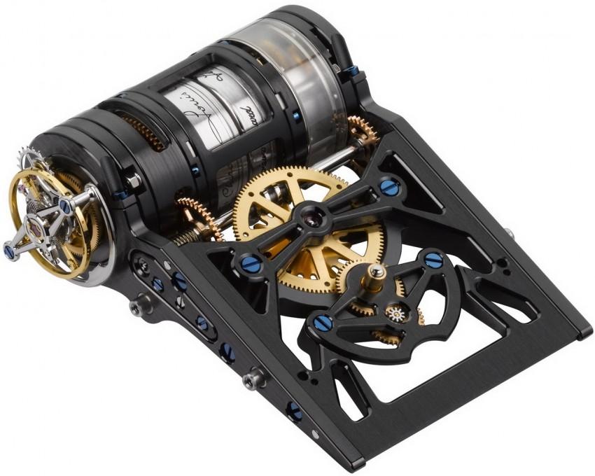 Bugatti Chiron-inspired watch by Parmigiani Fleurier Image #461942