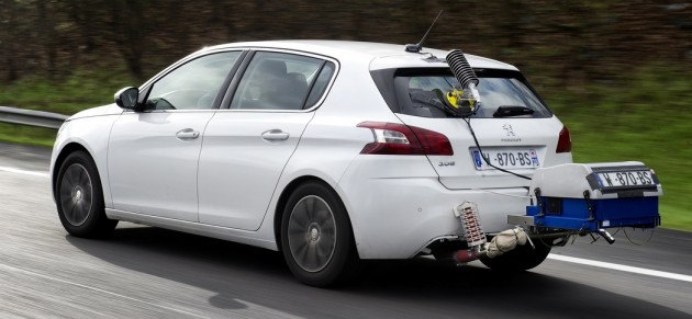 PSA Peugeot Citroen real-world fuel consumption 1