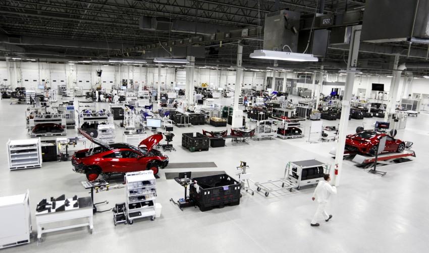 Produksi Honda NSX bakal bermula lewat April 2016 Image #462841