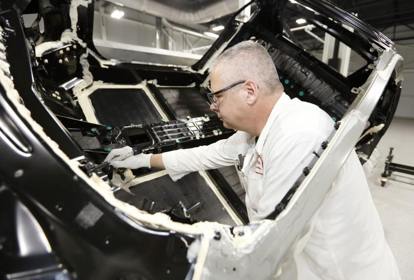 Produksi Honda NSX bakal bermula lewat April 2016 Image #462842
