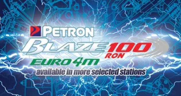 Petron Blaze RON 100