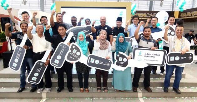 Petronas 'Pump n Win' winners-02