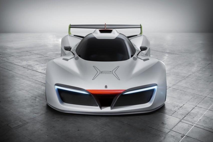 Pininfarina H2 Speed concept, a hydrogen supercar Image #453144