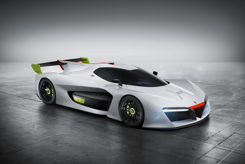 Pininfarina H2 Speed concept, a hydrogen supercar Image #453145