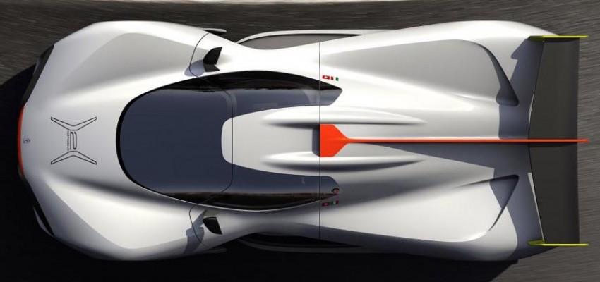 Pininfarina H2 Speed concept, a hydrogen supercar Image #453132