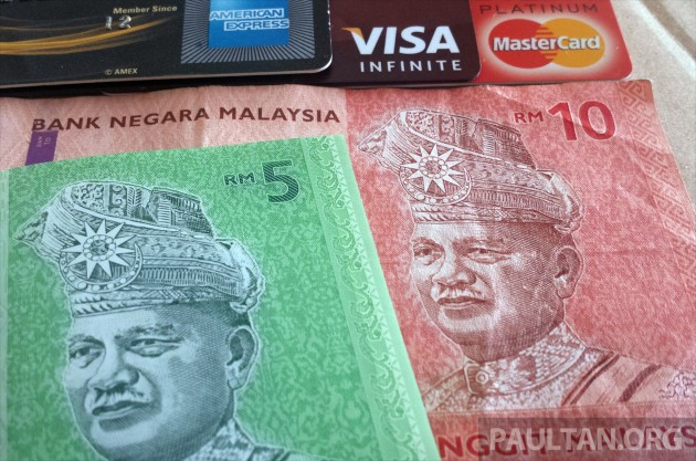 RM Credit Card