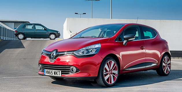 Renault Clio 26 years 1