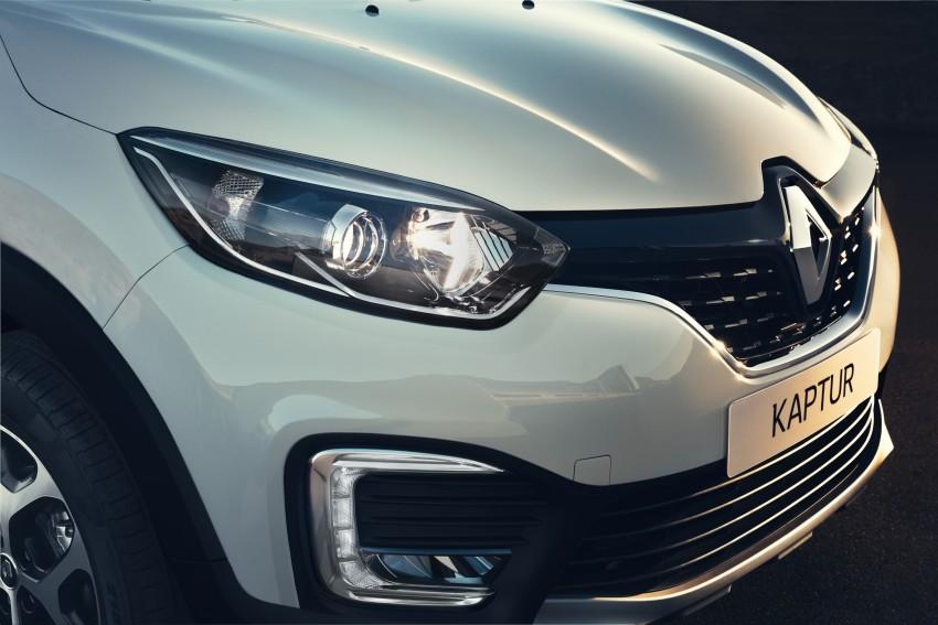 Renault Kaptur unveiled – a longer Captur with 4WD Image #469390