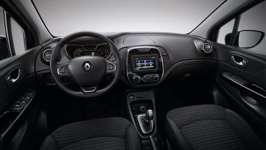 Renault Kaptur unveiled – a longer Captur with 4WD Image #469403