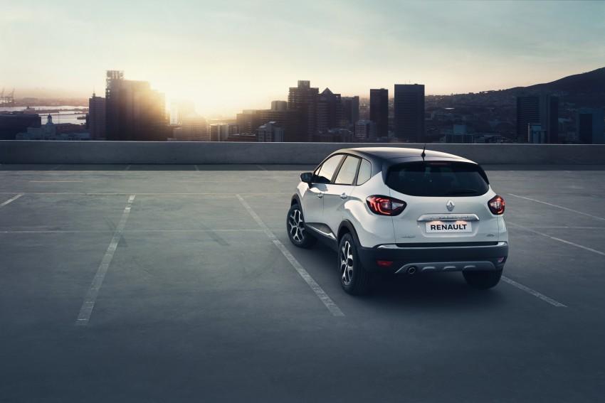 Renault Kaptur unveiled – a longer Captur with 4WD Image #469391