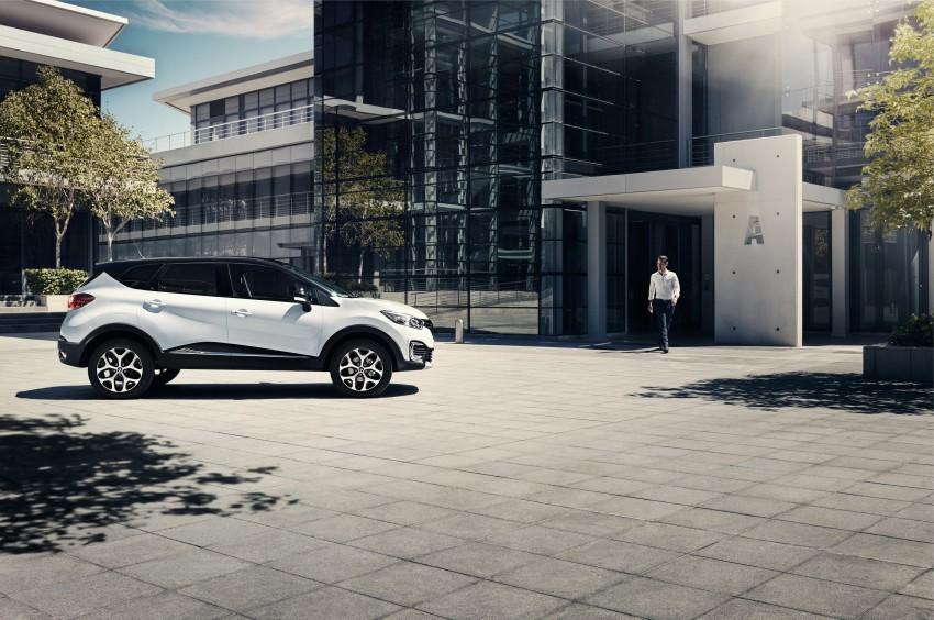 Renault Kaptur unveiled – a longer Captur with 4WD Image #469392