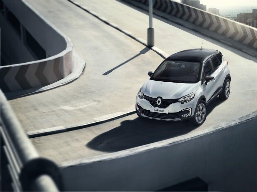Renault Kaptur unveiled – a longer Captur with 4WD Image #469395