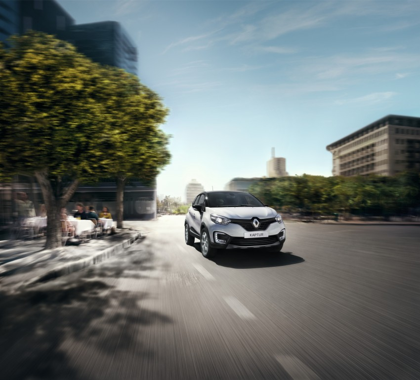 Renault Kaptur unveiled – a longer Captur with 4WD Image #469396