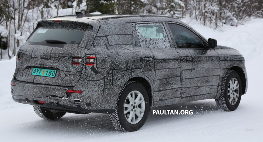 SPIED: Renault Maxthon – Koleos replacement testing Image #459119