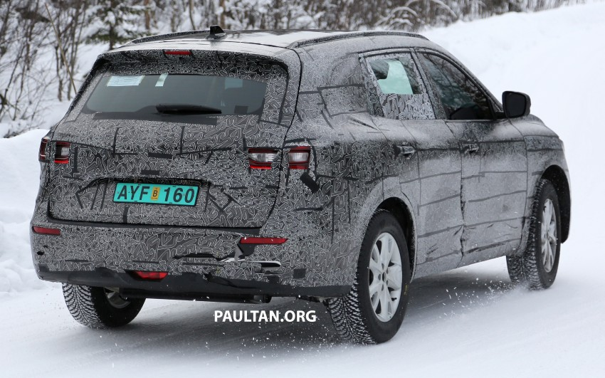 SPIED: Renault Maxthon – Koleos replacement testing Image #459120