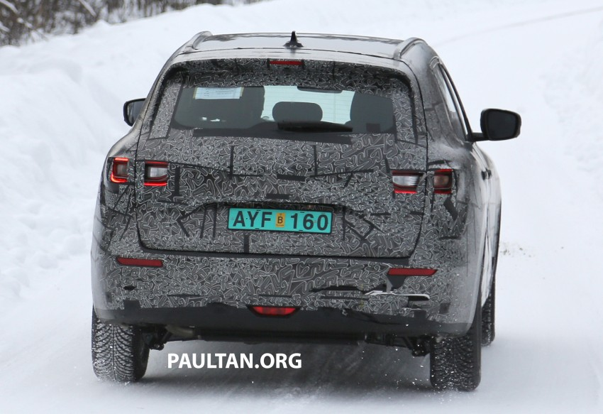 SPIED: Renault Maxthon – Koleos replacement testing Image #459121