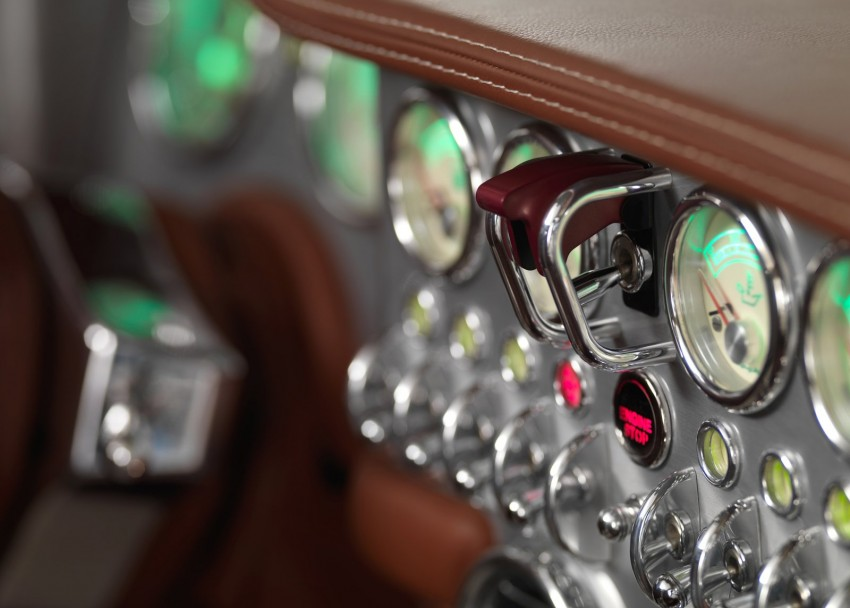 Spyker C8 Preliator – a classic airplane for the road Image #454538