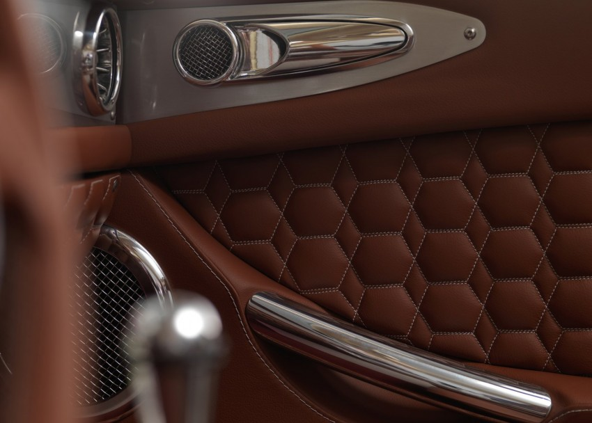 Spyker C8 Preliator – a classic airplane for the road Image #454541